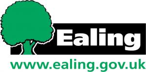Logo for the London Borough of Ealing